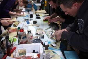 Nontoxic Printmaking Workshop