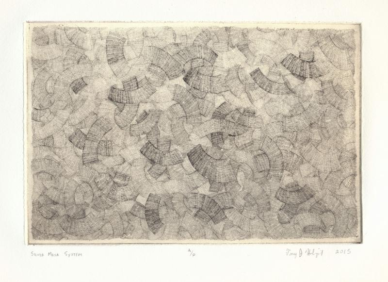 Tony Holmquist at Art at Wharepuke